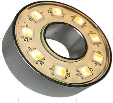 9er led ring quellstein unterwasser beleuchtung f r wasserspiele ebay. Black Bedroom Furniture Sets. Home Design Ideas