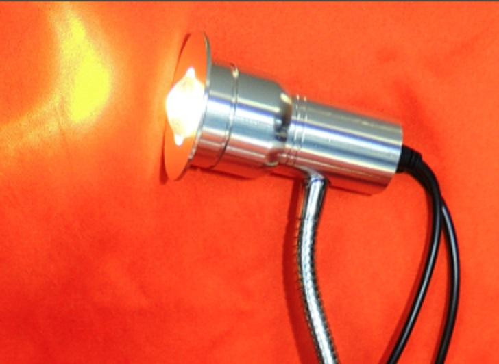 led magic star 3 watt strahler minispot zur gartenbeleuchtung und pflanzenbeleuchtung 737. Black Bedroom Furniture Sets. Home Design Ideas