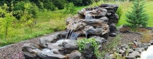 Polystone Brunnen