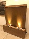 Zimmerbrunnen Cordon 130x110 Wasserwand Luftbefeuchter