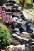 Bachlauf Atlantis 3 tlg. L220cm Polystone Fertigbauteil Wasserfall Bachlaufschalen