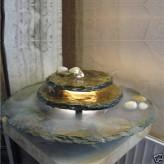AKTIONSPREIS! Zimmerbrunnen Kasumi mit Nebler Schieferbrunnen inkl. Beleuchtung
