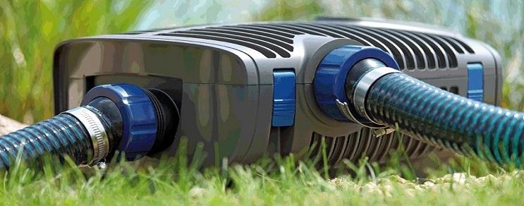 Pumpen- und Filtertechnik