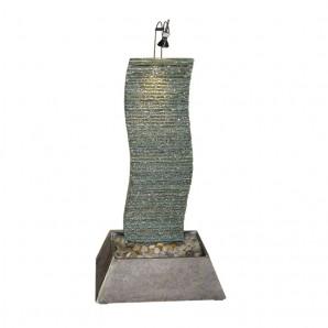 Zimmerbrunnen Dune 74 | Feng Shui Brunnen Wasserwand