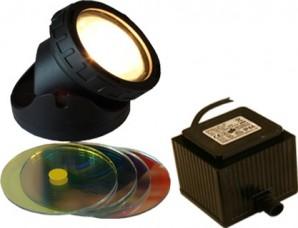 Unterwasserspot LUX50 | Beleuchtung für Zimmerbrunnen und Wasserspiele