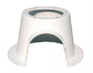 Stütze (Elefantenfüß) für Ø90/110/120x35 PE/GFK Becken mit GFK Deckel
