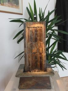 Zimmerbrunnen Oasis 60 | Feng Shui Schieferbrunnen