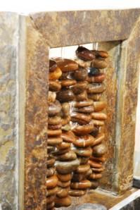 Zimmerbrunnen Collier 41 | Feng Shui Schieferbrunnen