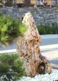 Quellstein SET Marmor Travertin 110 Springbrunnen Gartenbrunnen