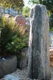 Wasserspiel SET Quellstein Gneis 165 Gartenbrunnen Zierbrunnen