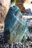 Wasserspiel kpl.SET: Quellstein Marmor Artik green 50 inkl. Pumpe Becken | Springbrunnen