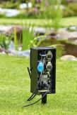 Oase InScenio FM-Master WLAN Gartensteckdose | Cleveres Strommanagement für den Garten