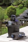 Druckfilter System Oase FiltoClear Set 12000 vom PREMIUM-Händler | Teiche bis 12 m³