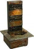 Zimmerbrunnen Bando 38 | Feng Shui Schieferbrunnen Wasserwand
