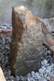 Wasserspiel kpl.SET: Quellstein Muschelkalk 70 inkl. Pumpe Becken | Gartenbrunnen