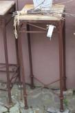 Vintage Tisch Eisen Edelrost 30x30x77 | Shabby, Landhaus & Cottage