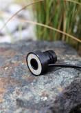 3er SET 6er LED Ring warm weiß 2+5m Kabel | Unterwasser Beleuchtung für Wasserspiele Zierbrunnen und Quellsteine