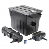 Oase BioTec ScreenMatic² Set 90000 Teichfilter Durchlauffilter + Pumpe + UVC
