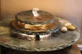Zimmerbrunnen Kasumi Feng Shui Schieferbrunnen inkl. Beleuchtung