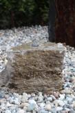 Wasserspiel kpl.SET: Quellstein Muschelkalk Marmor inkl. Pumpe | Becken