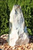 Wasserspiel kpl.SET: Quellstein Marmor inkl. Pumpe | Becken | LED
