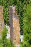 Wasserspiel kpl.SET: Quellstein Quarz Porphyr inkl. Pumpe | Becken