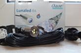 OASE LunaLed 6 s | 6 LED weiß Beleuchtung für Wasserspiele, Zierbrunnen und Quellsteine